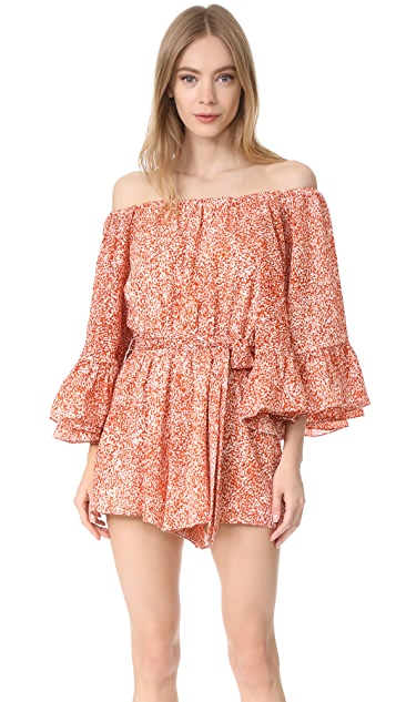 C/Meo Collective Fading Nights Romper
