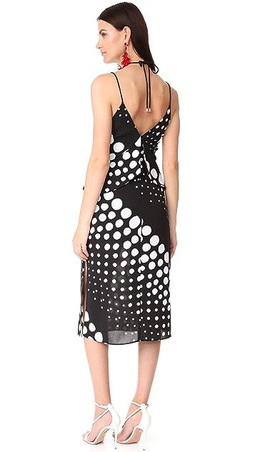 C/Meo Collective Lose Control Midi Dress