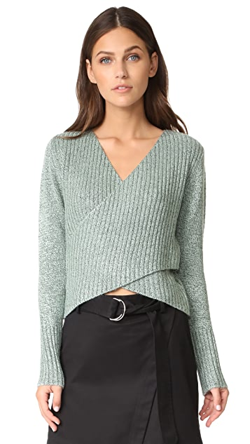 C/Meo Collective Evolution Knit Top