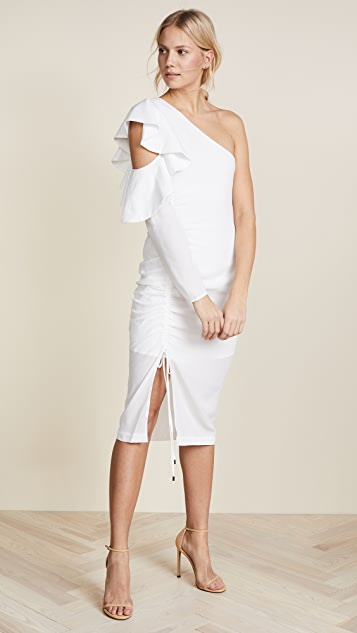 C/Meo Collective White Noise Dress