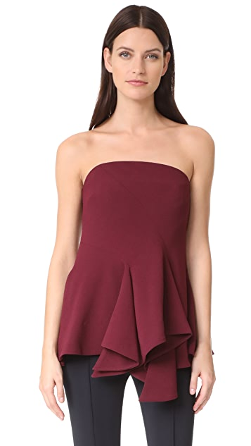 C/Meo Collective Autonomy Bustier Top