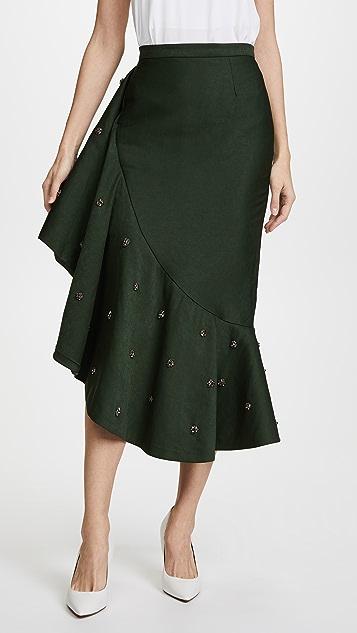 C/Meo Collective Assemble Midi Skirt