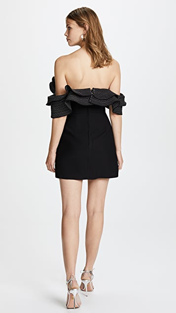 C/Meo Collective Catch and Release Mini Dress