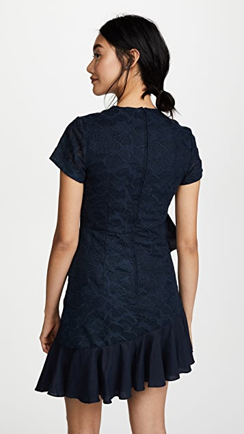 C/Meo Collective Phase Short Sleeve Dress