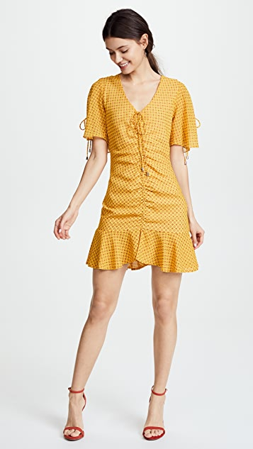 C/Meo Collective Light Up Dress
