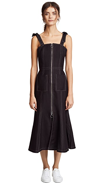 C/Meo Collective Get Right Midi Dress