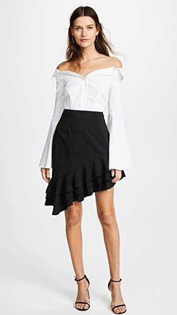 C/Meo Collective Temptation Skirt