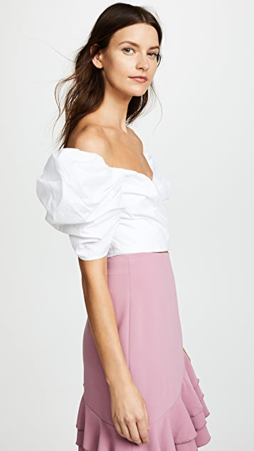 C/Meo Collective Lift Me Top