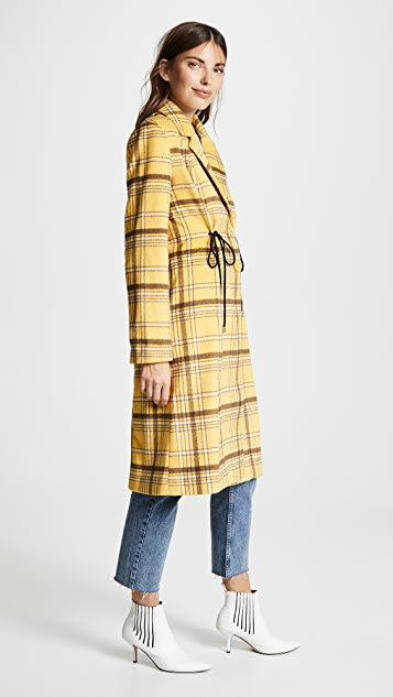C/Meo Collective Hopes Up Coat