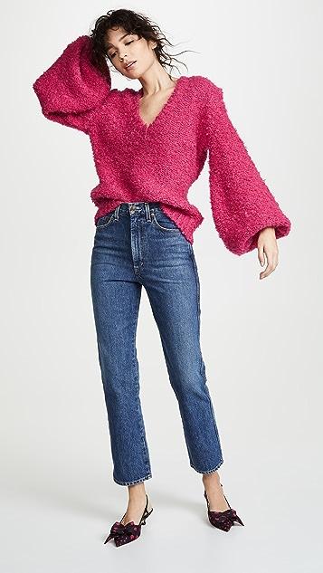 C/Meo Collective Вязаный свитер Coco