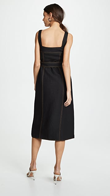 C/Meo Collective Devoted Midi Dress