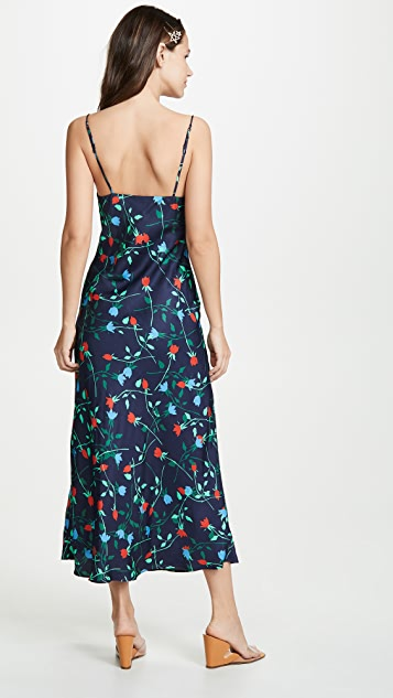 C/Meo Collective Sectional Midi Dress