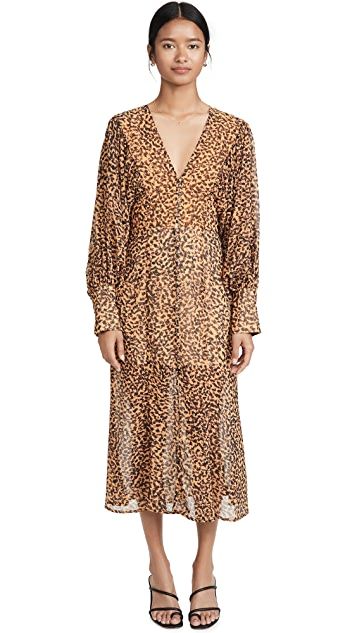 C/Meo Collective Apparent Long Sleeve Dress