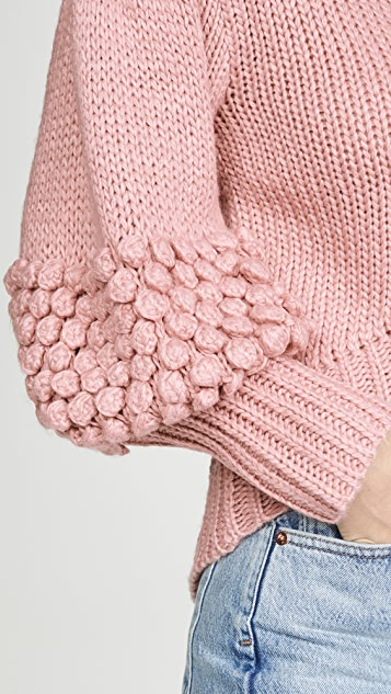 C/Meo Collective Hold Tight Knit Sweater