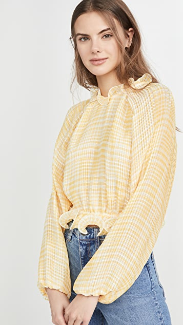 C/Meo Collective Stealing Sunshine Top