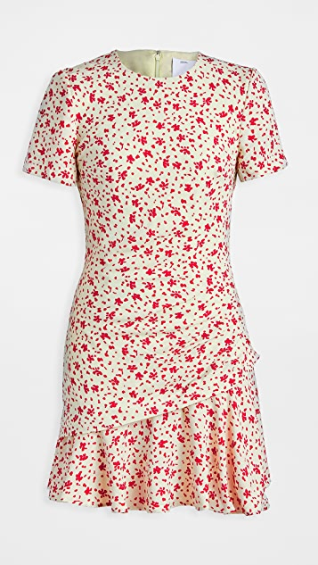 C/Meo Collective Intersect Mini Dress