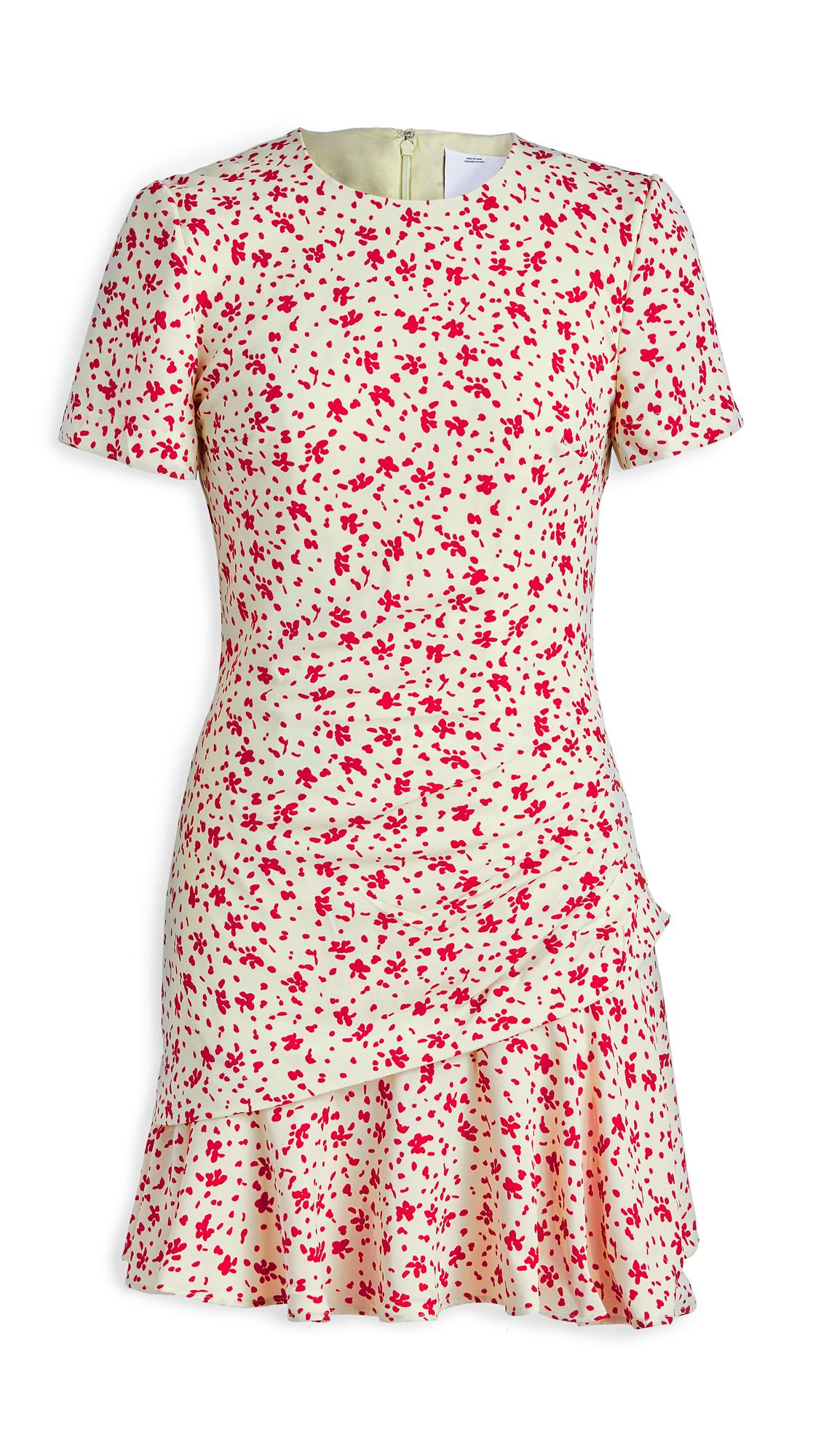 C/Meo Collective Intersect Mini Dress