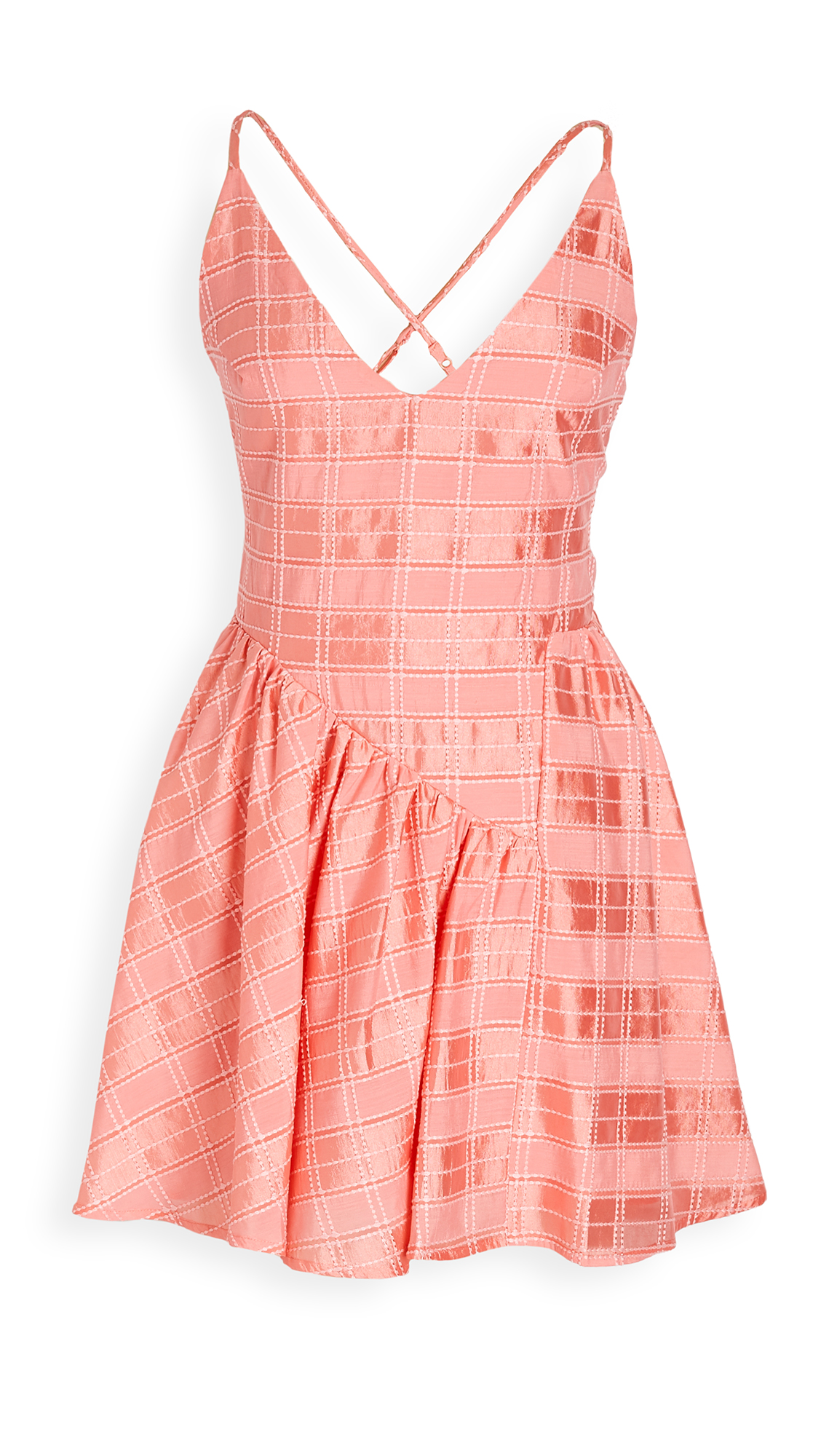 C/Meo Collective Same Things Mini Dress