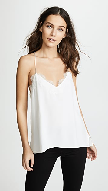The Racer Top by Cami Nyc