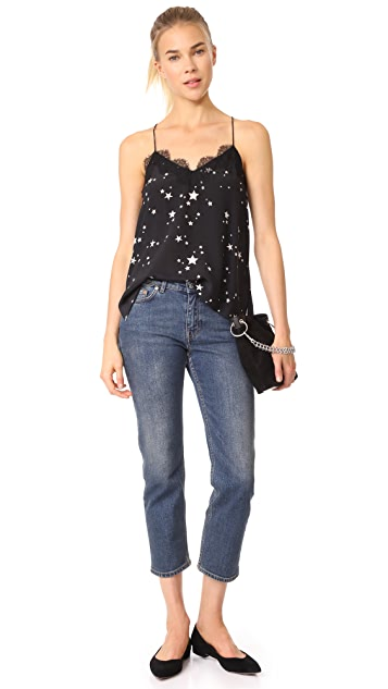 CAMI NYC The Racer Camisole