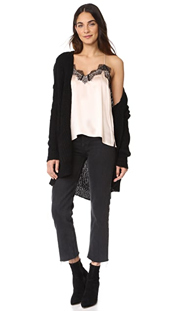 CAMI NYC The Racer Charm Top