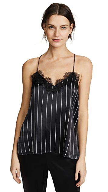 CAMI NYC The Racer Stripe Top