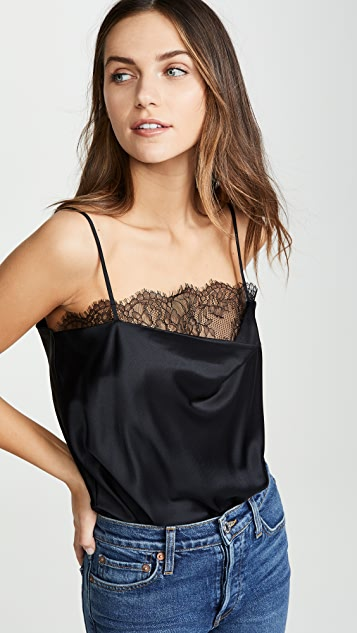 Cami Nyc Suits The Romy Bodysuit