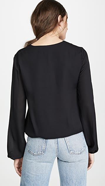 CAMI NYC The Leandra Blouse