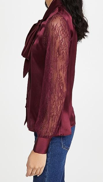 CAMI NYC Camberlyn Cabernet 女式衬衫
