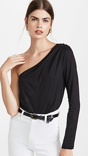 CAMI NYC Andrea Jersey Bodysuit