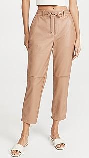 CAMI NYC Adene Vegan Leather Pants