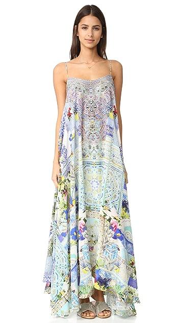 Camilla Full Hem Long Dress   SHOPBOP