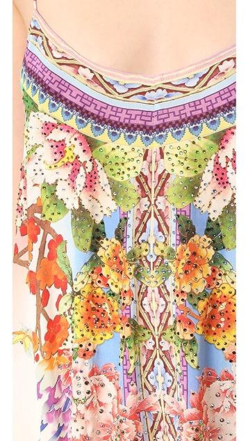 Camilla Flower Hour Long Dress
