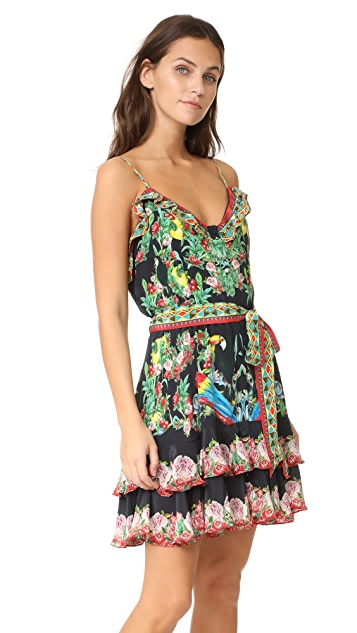 Camilla Toucan Play Mini Dress