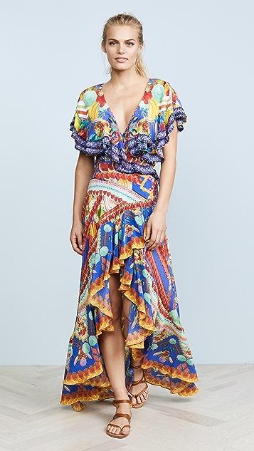 Camilla Rio Riot Frill Dress