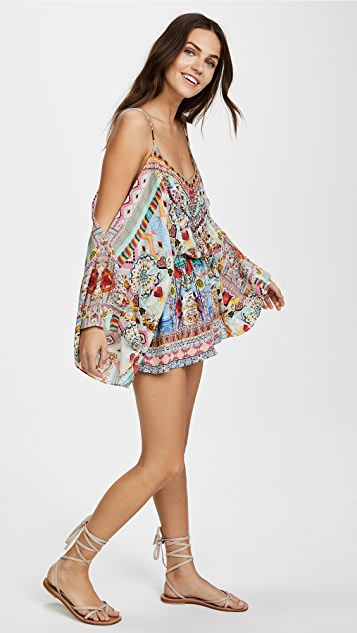 Camilla Close to My Heart Romper
