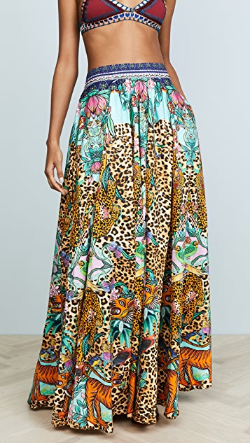 Camilla The Jungle Book Full Hem Skirt