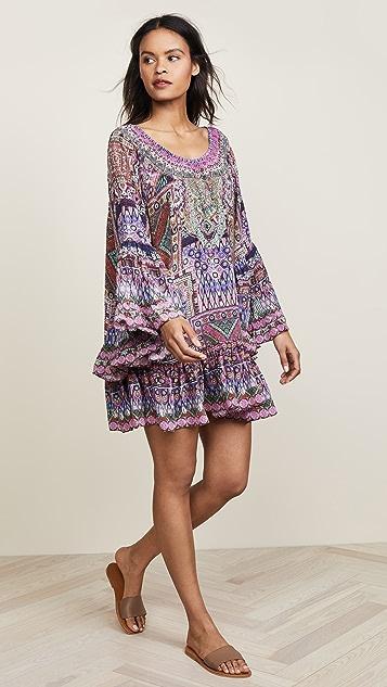 Camilla The Jaipur Four Frill Dress