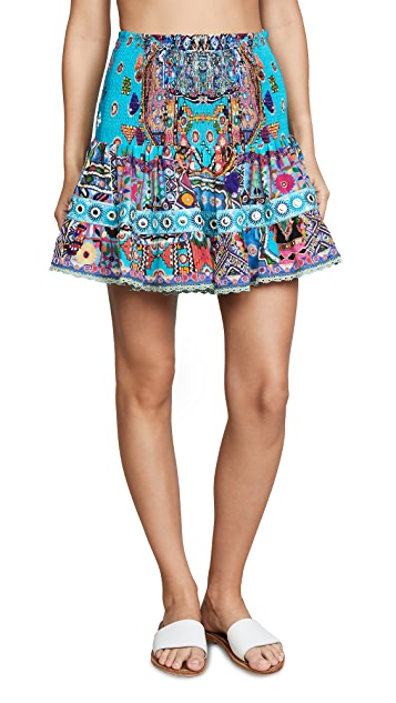 Camilla Short Skirt