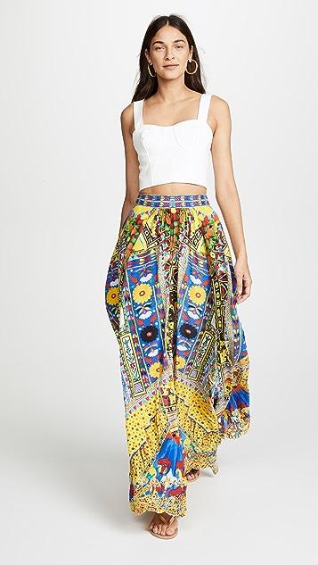 Camilla Full Hem Skirt