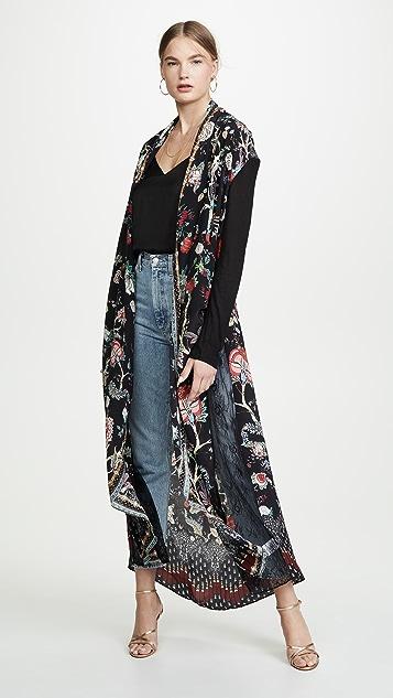 Camilla Long Sleeve Cardigan/Jacket