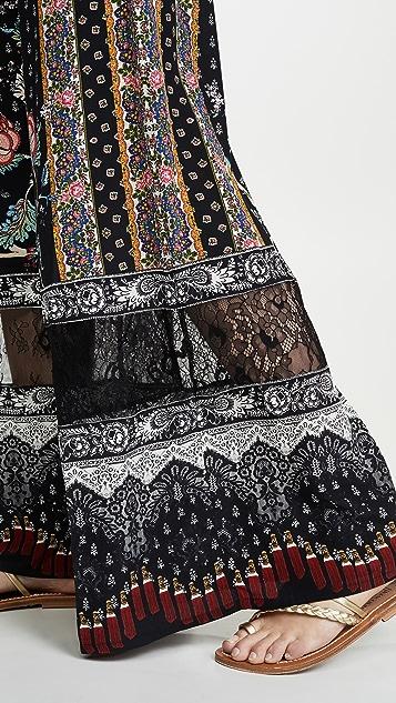 Camilla Широкие брюки с завязками на талии