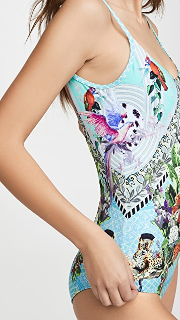 Camilla Girl from St Tropez One Piece