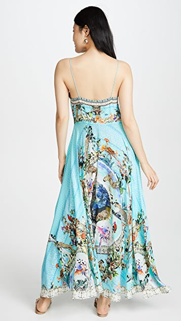 Camilla Girl from St Tropez Long Dress