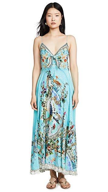 Camilla Длинное платье Girl from St Tropez