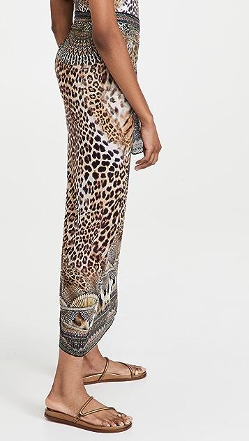 Camilla 长款纱笼