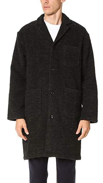 CAMO Ribot Heavy Boucle Wool Coat