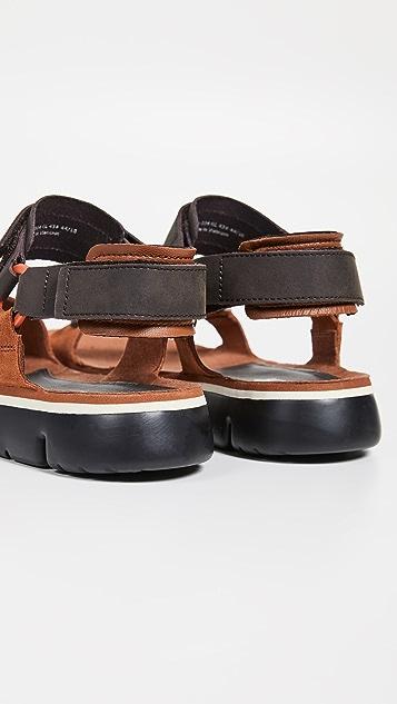 Camper Oruga Strap Sandals