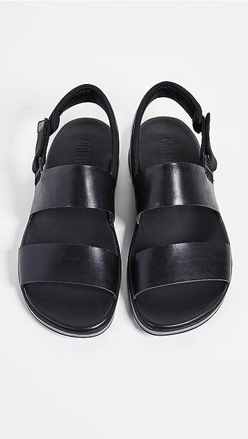 Camper Spray Strap Sandals