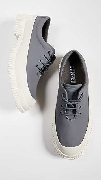 Camper Pix Lace Up Shoes
